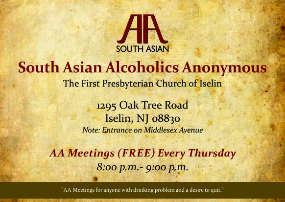 AA Meetings New Jersey