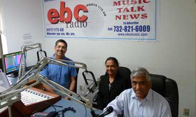 Dr Makhija on EBC Radio AM1170