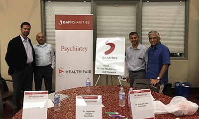 Health Fair BAPS Temple, Robbinsville, NJ - September 22, 2019