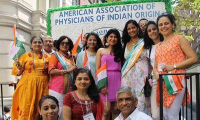 India Day Parade NY 2014