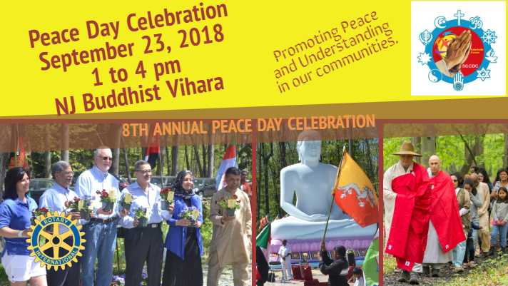 8th annual Peace Day Celebration