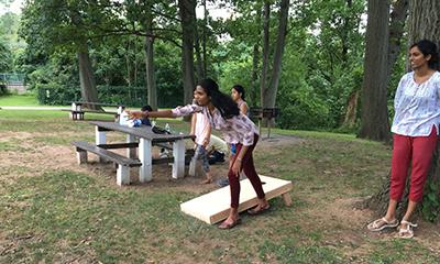 SAMHIN picnic 2019