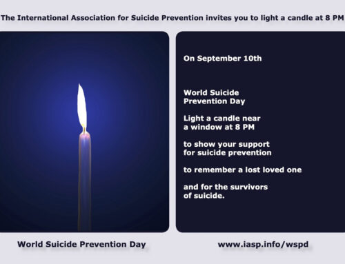 World Suicide Prevention Day 2020